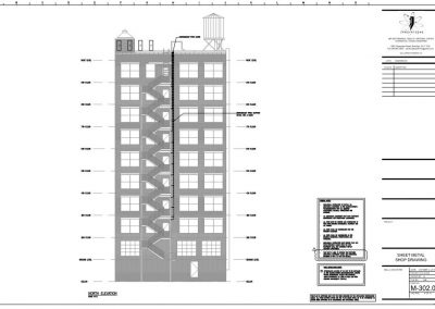 13 WEST17 ELEVATION